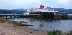 MV Caledonian Isles at Brodick (Russardo) Tags: sea ferry scotland boat mac ship cal calmac brodick ferries isles arran mv caledonian macbrayne