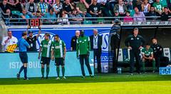 140907_Sportclub Preussen Mnster 1906 vs Wiesbaden (www.Jubelschuppen.de) Tags: sc sport football fussball action stadium soccer mnster preussen sportclub preussenstadium