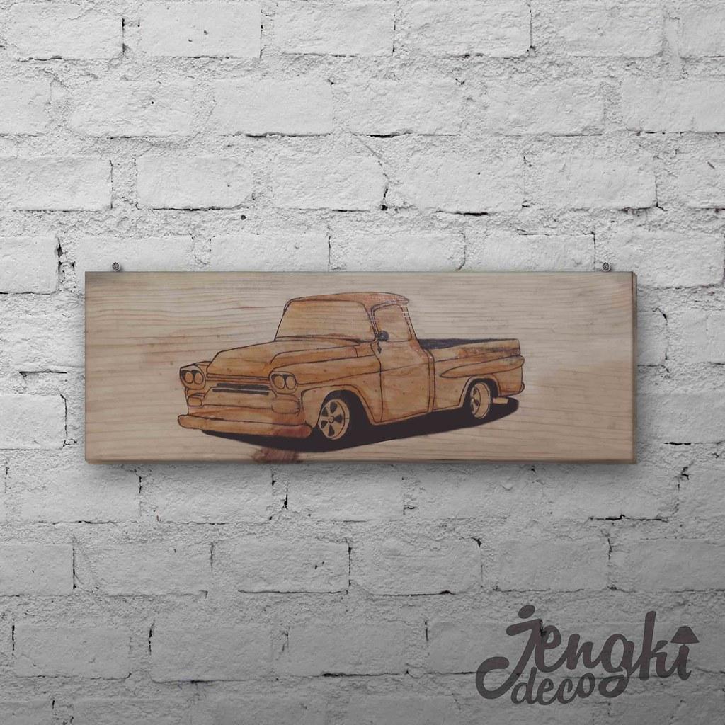 The worlds best photos by jengkideco flickr hive mind vintage truck wall decor jengkideco tags wood wedding decorations england bali orange canada junglespirit Choice Image