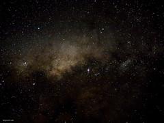 Milky way from Diamantina NP