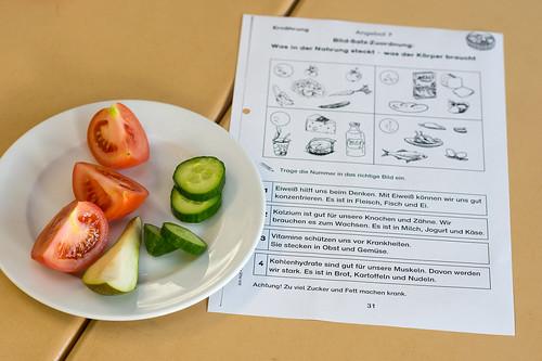 Health Week – Tag der gesunden Ernährung Foto: Ole Bader