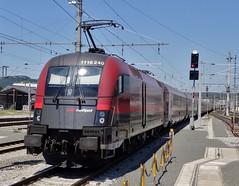 ÓBB 1116 240 Railjet (rommelbouwer) Tags: óbb 1116240 railjet taurus