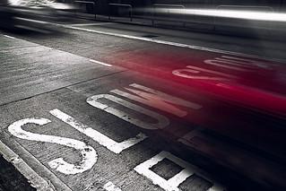 Drive Slowly