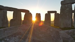 Stonehenge private access viewing at sunrise and sunset (The Stonehenge Stone Circle Website.) Tags: sunset heritage stone sunrise private stones walk fences inner special stonehenge trips access salisbury beyond tours guided circel amongs englih