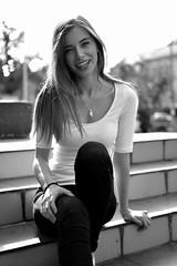 Natural Beauty (Joanna Porada) Tags: portrait woman nature smile face 35mm photography nikon poland photosession followme polishgirl photoshooting