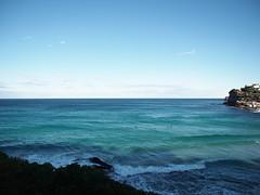 Beach (jlopja2) Tags: ocean blue beach water landscape coast seaside outdoor sydney shore bronte