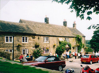 Aug 2002 Strines Inn