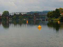 die Weser in Hameln (Sophia-Fatima) Tags: deutschland weser niedersachsen hameln