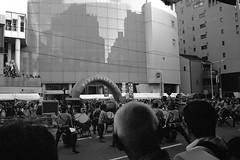 on eyes (Gemini st.) Tags: street film tokyo cosina voigtlander bessa r3a xp2super400 noktonclassic35mmf14sc