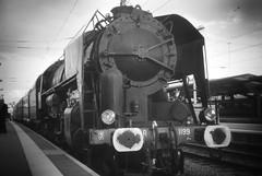 Locomotive vapeur  141 R 1199 (à l'oeil de verre photographie) Tags: train de rail chemin fer sncf waggon àloeildeverrephotographie