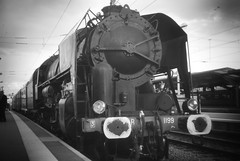 Locomotive vapeur  141 R 1199 (aloeildeverre@yahoo.fr) Tags: train de rail chemin fer sncf waggon loeildeverrephotographie