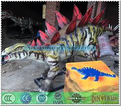 Interactive Stegosaurus Robot (ONLYDINOSAURS) Tags: robot interactive stegosaurus