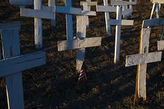 20151111_Lafayette_Cross_277_M01_WEB (Photo Works by Laszlo) Tags: usa cemetery day lafayette cross vet crosses veteran veteransday vets whitecross vetereans