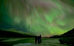 Toward Valdez (wolphcry) Tags: alaska aurora valdez northernlights thompsonpass