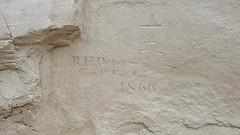 Inscriptions at El Morro NM