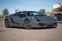 Sexy (Hunter J. G. Frim Photography) Tags: cars coffee italian colorado grigio gray wing carbon lamborghini rare supercar awd v10 gallardo lamborghinigallardo superleggera telesto carsandcoffee lamborghinigallardosuperleggera lp5704 grigiotelesto lamborghinigallardosuperleggeralp5704