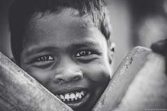 Smiley Icon 2 (anandgovindan) Tags: street morning travel boy portrait people blackandwhite india cute monochrome smile face glitter kids rural canon children happy 50mm blackwhite kid eyes asia day mood village child outdoor candid fineart ngc madras joy happiness sparkle adobe smiley f18 chennai journalism tamilnadu southindia lightroom twop 50mmf18 cwc primelens nammachennai canon600d chennaiweekendclickers hanumanthapuram mychennai anandgoviphotography anandgovindan cwc490