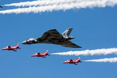 IMG_8755.jpg (Al Henderson) Tags: england unitedkingdom hawk airshow gb b2 vulcan bae redarrows raf avro fairford riat 2015 dunfield aerobaticteam xh558 vulcantothesky gvlcn