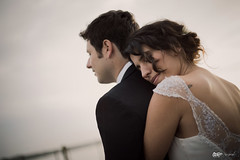 EZKONTZA-BODA (Marian Etxebeste) Tags: boda espalda vestido donostia novia encaje