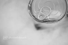 b/w challenge 330 / 365 - the problem with online-shopping (photos4dreams) Tags: kitekatdefekt fressnapf onlineshopping photos4dreams p4d photos4dreamz broken torn dose tin can bw sw schwarz weis black white canoneos5dmark3 canoneos5dmarkiii