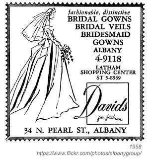 1958 bridal david's