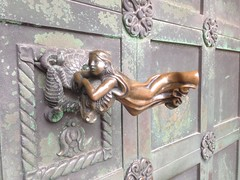 290/365 Angel handle, Ribe Domkirke