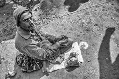 INDIA7383 (Glenn Losack, M.D.) Tags: street people india portraits photography delhi muslim islam poor photojournalism buddhism impoverished flip flops local hindu scenics handicapped deformed beggars streetphotographers photojournalsm glennlosack losack glosack dahlits