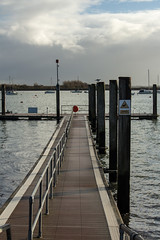 Pontoon (Graham Dash) Tags: hampshire pontoons harbours jetties emsworth