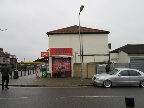 Hainault Supermarket on the corner IMG_0792