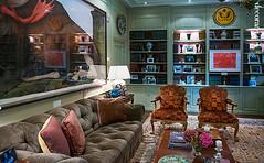 Residencia_4 (Decoratrix.com) Tags: sofa armchair despacho estantería butaca alce waltonford tapizado boisserie
