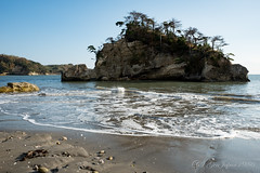 (GenJapan1986) Tags: 2016            miyagi island nonoshima japan landscape sea  beach fujifilmx70