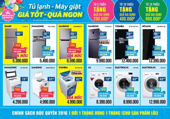 Khai trương siêu thị Điện máy XANH Lê Chân, Hải Phòng