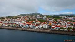 MS Ryndam  Horta (Aores, Portugal) - 3177 (rivai56) Tags: escale de croisires portugal horta aores ms ryndam compagnie holland america