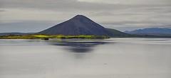_DSC3574 (andoni.guridi) Tags: myvatn lago lake iceland islandia summer verano uda agosto august paisaje landscape
