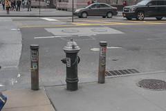 BNE (NJphotograffer) Tags: graffiti graff new york ny city bne was here sticker