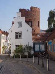 Altstadt von Lbeck (2) (Teelicht) Tags: architektur deutschland germany schleswigholstein architecture lbeck altstadt historictown