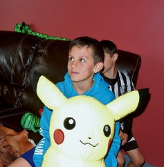 Wide Eyed Luc (mikecogh) Tags: findon grandsons luc marcus eyes toy mature