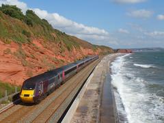 43301 Dawlish (1) (Marky7890) Tags: xc 43301 class43 hst 1s51 dawlish railway station devon train