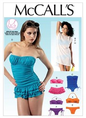 6569 (mrogers1@uw.edu) Tags: coverup mccalls swimsuit cupsizes 2010s beachwear