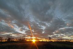 Hwy 7 sunset (Wil James) Tags: elements sony fall ontario farm sunset lastlight canada colours fallcolours sonya6000 rokinon14mmf28 sonyflickraward sonyflickrawardgold