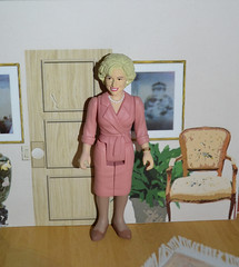 Rose Nylund Action Figure (trev2005) Tags: reaction figures figure the golden girls doll 3 34 dorothy blanche rose sophia betty white nylund