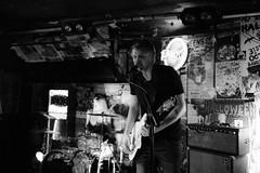 LIVE: Barefoot Alley @ Frankie's Pizza, Sydney, 8th Nov