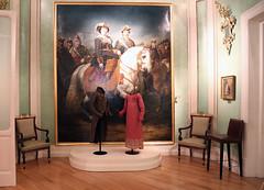 """Exposición temporal """"La moda romántica"""" (Museo del Romanticismo) Tags: siglo xix la moda romántica museo del romanticismo traje"""