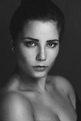Laura_01 (Max Jupp) Tags: girl beauty woman beautiful portrait indoor studio natural light smile eyes