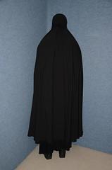 Niqab Girl (Buses,Trains and Fetish) Tags: maid slave girl hijab burka chador warm sweat jacket anorak fleece