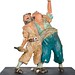 1960s+Pirates+of+the+Caribbean+maquette+-+Two+Drunk+Pirates+-+front