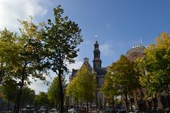 westerkerk (coffeebucks) Tags: amsterdam westerkerk church spire rembrandt clock