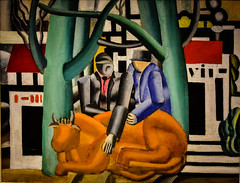 Fernand Leger - Animated Landscape, 1921 at the National Gallery of Art - East Wing - Washington DC (mbell1975) Tags: washington districtofcolumbia unitedstates us fernand leger animated landscape 1921 national gallery art east wing dc museum museo muse musee muzeum museu musum mze finearts fine arts gallerie beauxarts beaux galleria washingtondc usa america nga painting french expression expressionist expressionism abstract