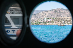 Room With a View #76 (londonlass16) Tags: crete greece summer family holiday summercomp porthole roomwithaview 116in2016 circle round window 76 76116