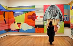 At the Museum of Modern Art (starbuck77) Tags: art moma museumofmodernart nyc nikon newyorkcity manhattan museum